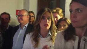 """YOUTUBE Maria Elena Boschi sulle primarie Pd: """"Non è una rivincita, ma una bella festa democratica"""""""