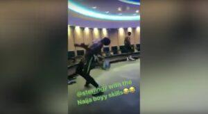 YouTube, Raheem Shaquille Sterling: palleggio di nuca è virale
