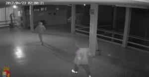 YOUTUBE Taranto, vandali a scuola: il video che li incastra