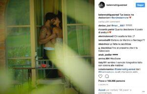 """Belen Rodriguez e Andrea Iannone, Chi: """"Cercano casa in Svizzera"""""""