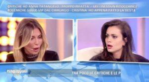 Cristina Del Basso, insulti in diretta a Pomeriggio Cinque contro Rosy Dilettuso