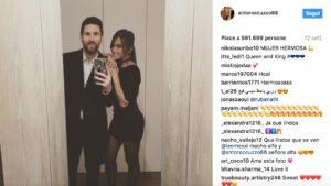 Lionel Messi e Antonella Roccuzzo si sposeranno a Rosario