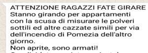 """Pomezia nube tossica, su WhatsApp l'allarme: """"Gruppi armati misurano le polveri sottili"""""""