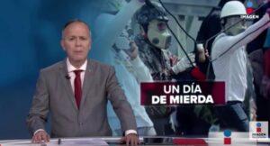 """YOUTUBE Venezuela, manifestanti lanciano """"puputov"""": bombe di escrementi"""