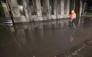 Milano, fiume Seveso esonda dopo i violenti temporali VIDEO
