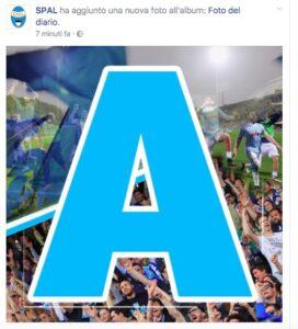 Spal in Serie A dai dilettanti, Francesco Colombarini miracolo italiano