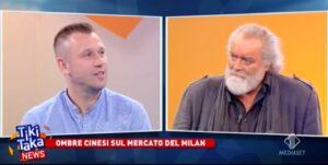 """YouTube, Antonio Cassano: """"Milan squadra di scappati di casa"""""""