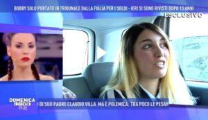 Veronica Satti rivede il padre Bobby Solo dopo 13 anni
