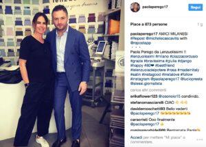 """Paola Perego, prima uscita pubblica dopo la polemica sulle """"donne dell'Est"""" FOTO"""