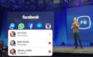 Facebook, Messenger e Instagram: tutte le notifiche insieme. La novità in arrivo