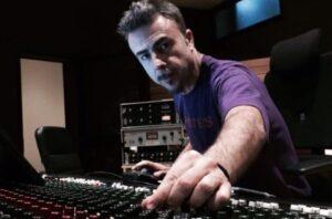 Gianluca Vaccaro è morto. Era uno dei migliori tecnici del suono italiani