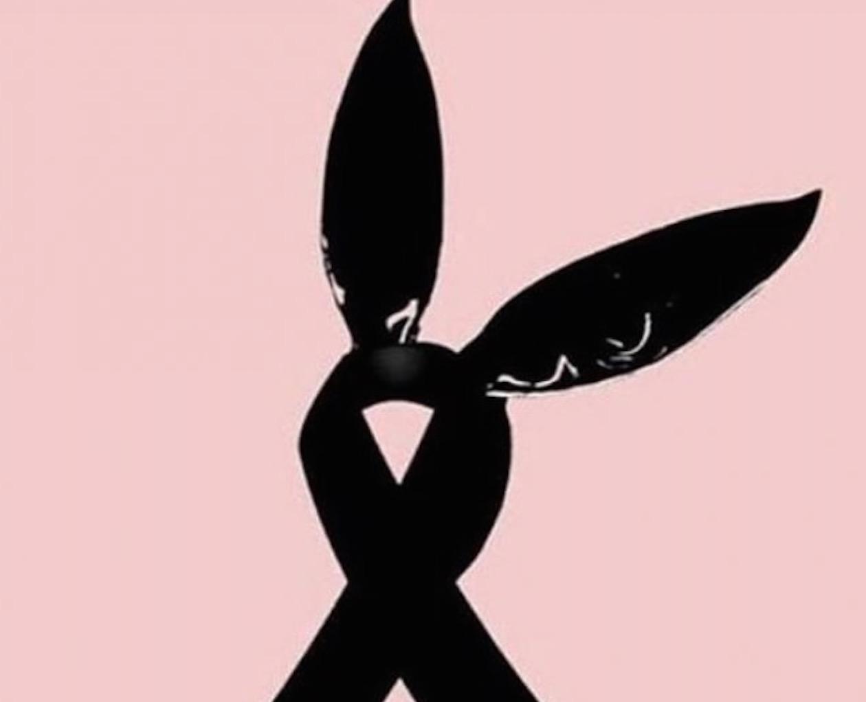 Strage Manchester, orecchie da coniglietto a lutto in solidarietà
