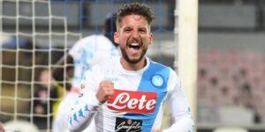 """Napoli, Dries Mertens rinnova fino al 2020: """"Il mio futuro è qui"""""""