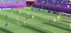 YouTube, Saint Maximin come Edin Dzeko: gol pazzesco nell'u20