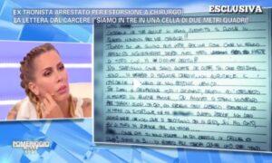 La lettera di Alessio Lo Passo