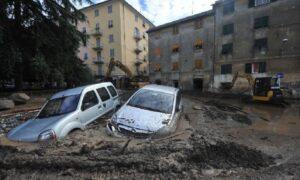 Alluvione Sestri: tutti assolti gli imputati (foto Ansa)