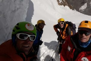 Nives Meroi e Romano Benet, italiani: prima coppia a scalare tutti gli ottomila