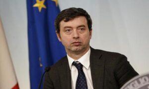 """Andrea Orlando: """"Sulla sicurezza Renzi insegue la destra, sbagliato armare i cittadini"""""""