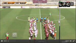 Arezzo-Olbia Sportube: streaming diretta live, ecco come vedere la partita