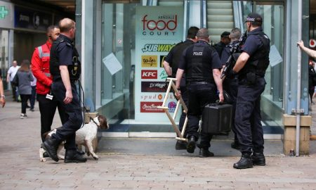 Manchester, evacuato centro commerciale Arndale. Arrestato un uomo