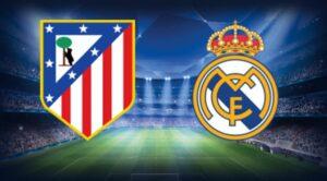 Atletico Madrid-Real Madrid streaming, dove vederla in diretta