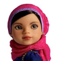 Una bambola afghana
