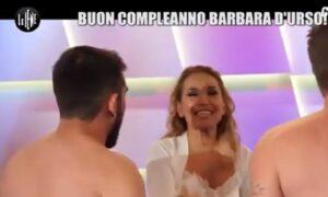 """Le Iene, Barbara D'Urso confessa: """"Con Massimiliano Allegri..."""" VIDEO"""