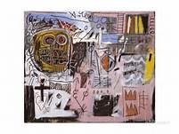 Il dipinto ''Senza Nome'' di Jean-Michel Basquiat