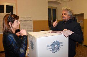 "Grillo rosica: ""Vittoria Macron mi offende"""