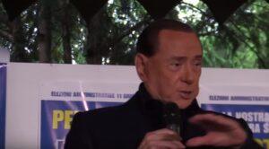 """YOUTUBE Berlusconi: """"Di Maio e Di Battista al massimo hanno fatto hostess allo stadio"""""""
