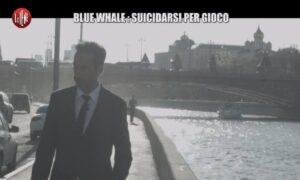 Blue Whale e il servizio de Le Iene
