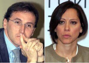 """Francesco Boccia e Nunzia De Girolamo, la figlia appena sveglia canta """"Meno male che Silvio c'è"""""""