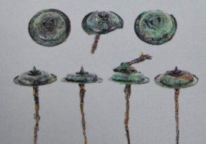 Pompei, borchia di bronzo rubata. E sono stati i turisti