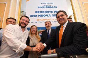 A Genova, Pd in crisi, Grillo spaccato in 3, un sindaco di destra che Toti..