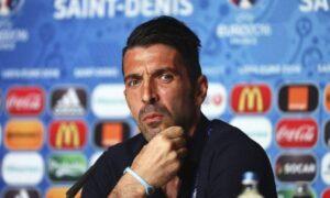 Gianluigi Buffon (foto Ansa)