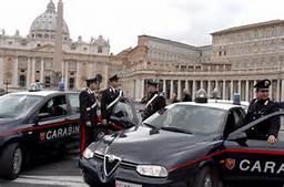 Carabinieri a San Pietro