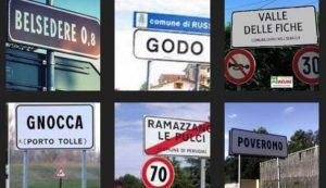 Belsedere, Bonazza e Larderello: ecco i Comuni coi nomi più strani in Italia