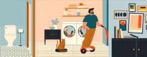 Come pulire la casa, i consigli del New York Times: bicarbonato per le pentole, aceto per i pavimenti...