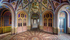Castello di Sammezzano a Reggello venduto agli arabi per 15,4 milioni