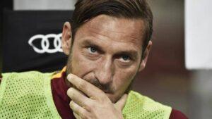 """Maurizio Costanzo: """"Francesco Totti? Sogna di allenare i giovani"""""""