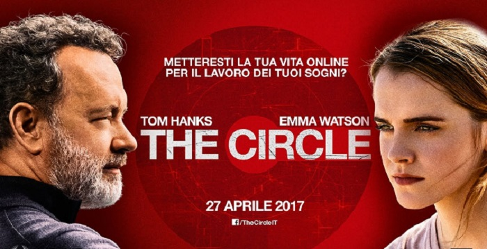 YOUTUBE The Circle: video - recensione del film con Tom Hanks ed Emma Watson