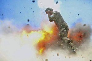 Hilda Clayton, l'ultimo scatto prima di morire: la foto dell'esplosione in Afghanistan