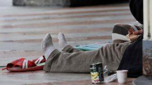 """Gianni Di Rocco, clochard diventa milionario: """"Con l'eredità di zia aiuterò quelli come me"""""""