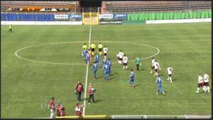 Como-Viterbese Sportube: streaming diretta live, ecco come vedere la partita