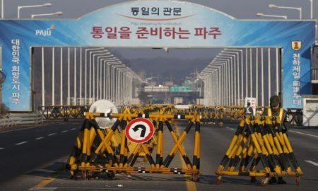 Corea del Sud spara al confine per un drone forse della Corea del Nord