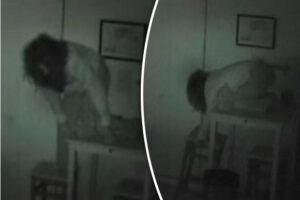 YOUTUBE Scompare cibo dal frigo, scopre una donna che vive nel ripostiglio