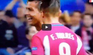 """""""Figlio di p..."""", """"scemo"""". Lo scontro tra Torres e Cristiano Ronaldo"""