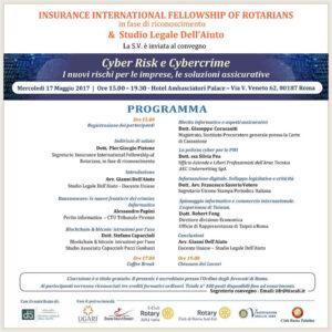 Cyber Risk e Cybercrime, il 17 maggio il convegno Aec a Roma