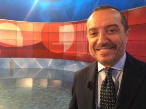 """Franco Di Mare rassicura i fan di Uno Mattina: """"Torno presto"""""""