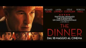 YOUTUBE The Dinner: video recensione del film con Richard Gere